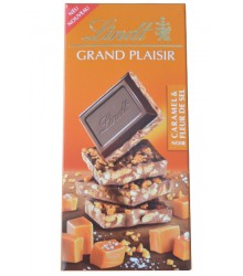 Grand plaisir caramel flower of salt
