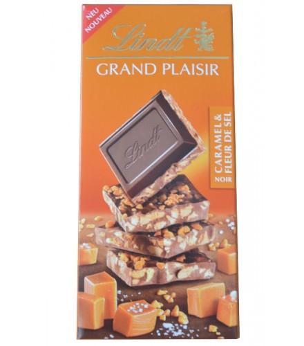 Grand plaisir caramel flower of salt