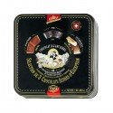 Old fashioned chocolate, metal tin 200g