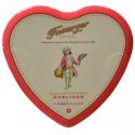 Heart chocolate box 150g