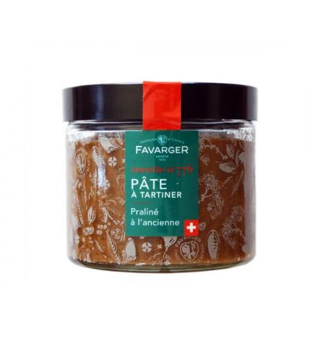 Recette N°776 Grain praliné chocolate spread