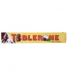 Toblerone Crispy coconut