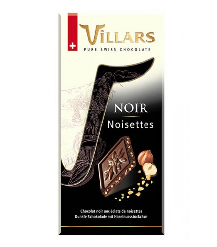 Noir noisettes
