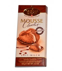 Chocolate mousse 100g