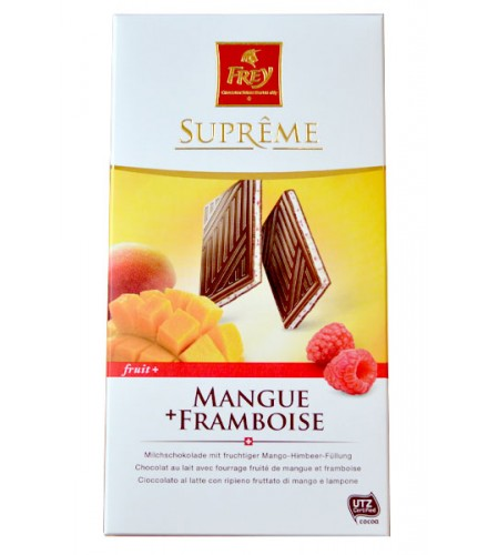 Suprême Mango frambuesa