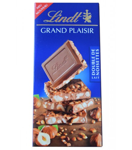 Grand plaisir Double hazelnuts