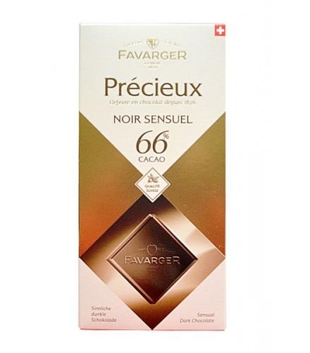 Précieux - Chocolat noir sensuel 66% 100g