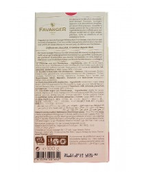 Précieux - Dark chocolate with raspberries 100g