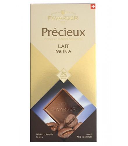 Précieux Leche Moka 100g
