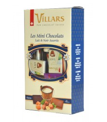 Mini chocolates leche y negro 250g
