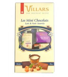 Mini chocolates Milk and Dark 250g