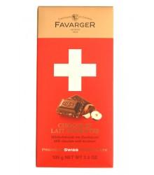 Chocolat au lait Noisettes 100g