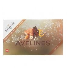Avelines noir orange Noël 200g