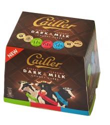 Chunky cubes Dark & Milk 180g
