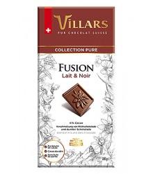 Chocolat au lait Suisse fusion pur