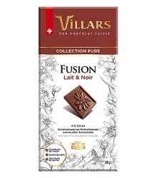 Swiss Milk chocolate fusion pur