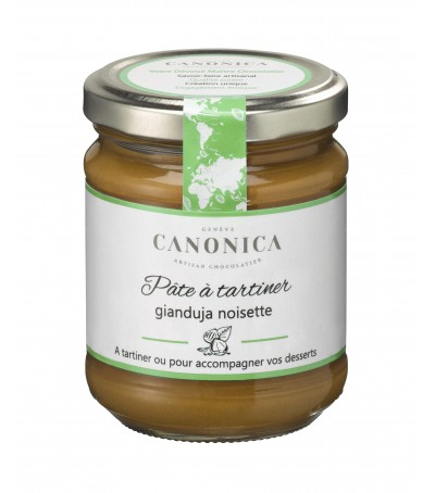 Hazelnut Gianduja, Spread 200g