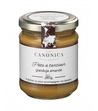 Almond Gianduja, Spread  200g
