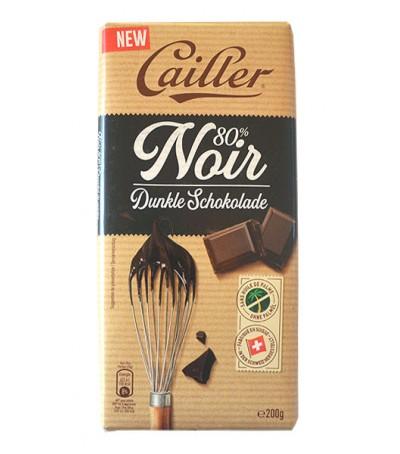Chocolate amargo 80% - cocina 200g