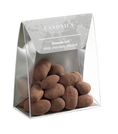 Sachet of Coated Almonds, Milk 100G