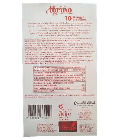 Torino Branche lait 230g