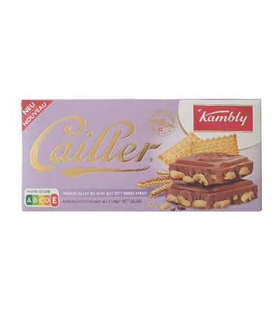 Cailler Kambly Tableta con Leche 180g