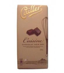 Chocolat noir - cuisine