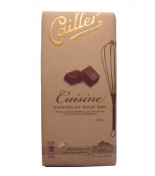 Chocolate amargo - cocina