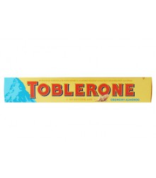 Toblerone, Crunchy almonds