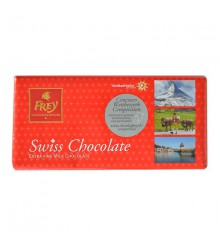 Extra fine milk chocolate 100g