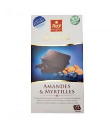 Amandes et myrtilles 100g