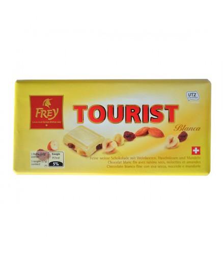 Tourist blanca