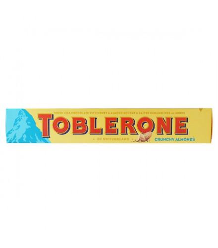 Toblerone, Crunchy almonds 360g