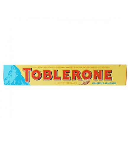 Toblerone, Crunchy almonds 360g