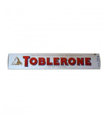 Toblerone, White chocolate