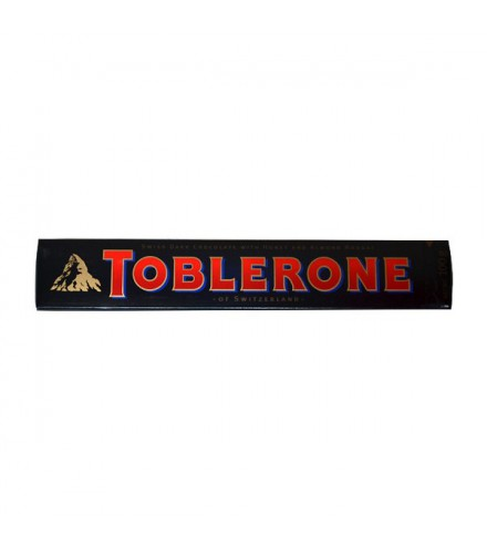 Toblerone, Chocolat noir