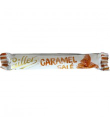 Branche with salted caramel