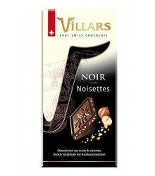 dark with hazelnuts