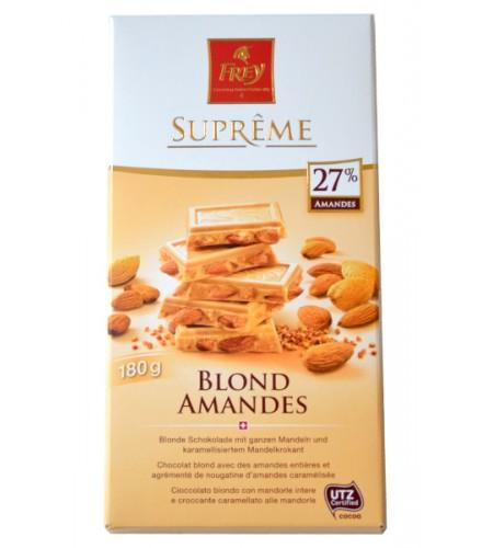 Blond almonds