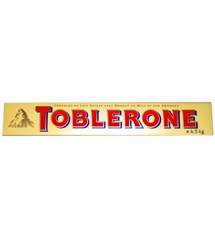 Toblerone 4.5kg