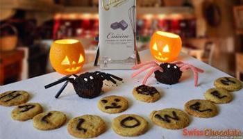 Spider muffin